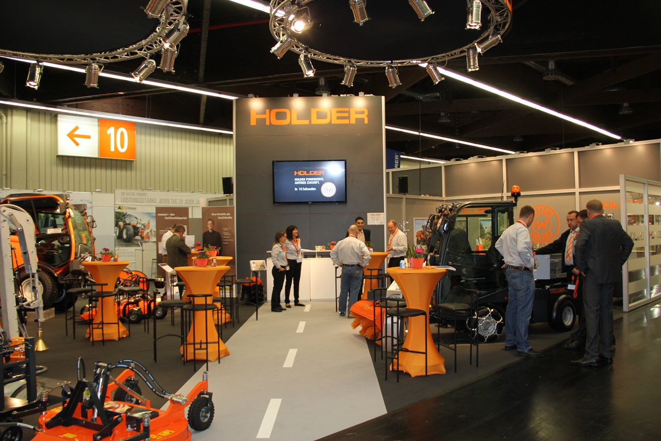 Galabau Messe Nürnberg holder september 2014 exhibition galabau in nürnberg